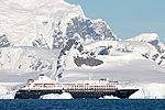 Silversea Silver Cloud Wilhelmina Bay Antarctica (32394717877).jpg