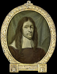 Simon Abbes Gabbema (1628-1688), historiographe de la Frise, à Leuvarde