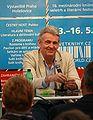 Simon Mawer na Světu knihy 2010 (004).JPG