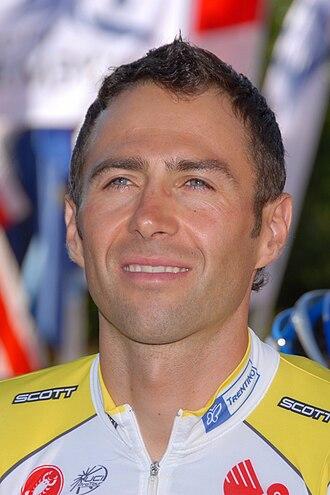 Gilberto Simoni - Gilberto Simoni in 2007
