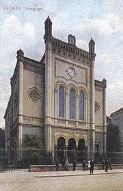 Zagrebačka sinagoga