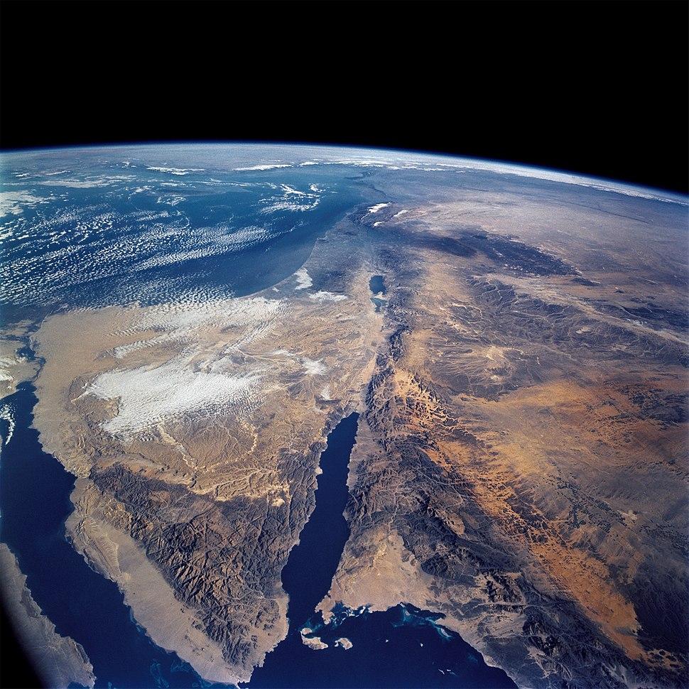 Sinaifromspace