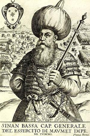 Sinan Pasha (Ottoman admiral) - Sinan Pasha