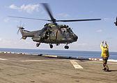 Singapore Super Puma lands on USS Inchon (MCS-12) 2001.jpeg