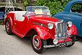 Singer 4AB Roadster (1950) (15659797001).jpg