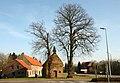 Sint-Catharinakapel met kapelbomen (opgaande linden) - 375197 - onroerenderfgoed.jpg