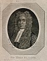 Sir Hans Sloane. Line engraving by Wray, 1795, after T. Murr Wellcome V0005468ER.jpg