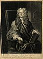 Sir Isaac Newton. Mezzotint by J. Faber, junior after J. Van Wellcome V0004271.jpg