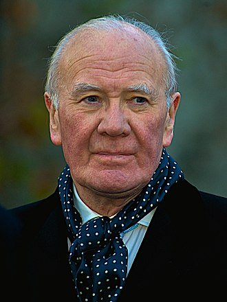 Chancellor of the University of St Andrews - Image: Sir Ming Campbell MP 2008 cropped