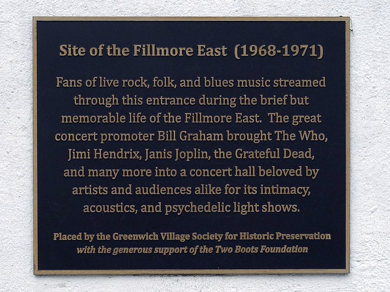 File:Site of the Fillmore East.jpg