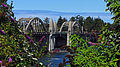 Siuslaw River Bridge Wayside View.JPG