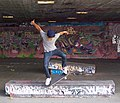 Skater in South Bank, London, England, United Kingdom.jpg