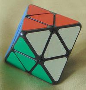 Skewb Diamond - The Skewb Diamond