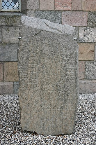 Seiðr - The Skern Runestone has a curse regarding a 'siþi' or 'seiðr worker'.