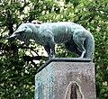 Skulptur Ceciliengärten 47 (Schön) Fuchsbrunnen&Max Esser&1912.jpg