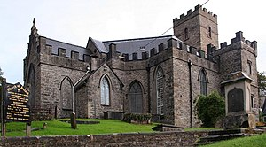 Diocese of Kilmore, Elphin and Ardagh - St John the Baptist Cathedral, Sligo