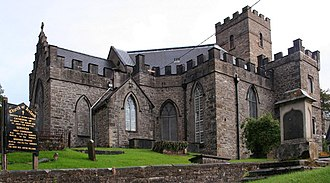 Bishop of Elphin - The Cathedral of St John the Baptist, Sligo, the episcopal seat of the Church of Ireland bishops of Elphin.