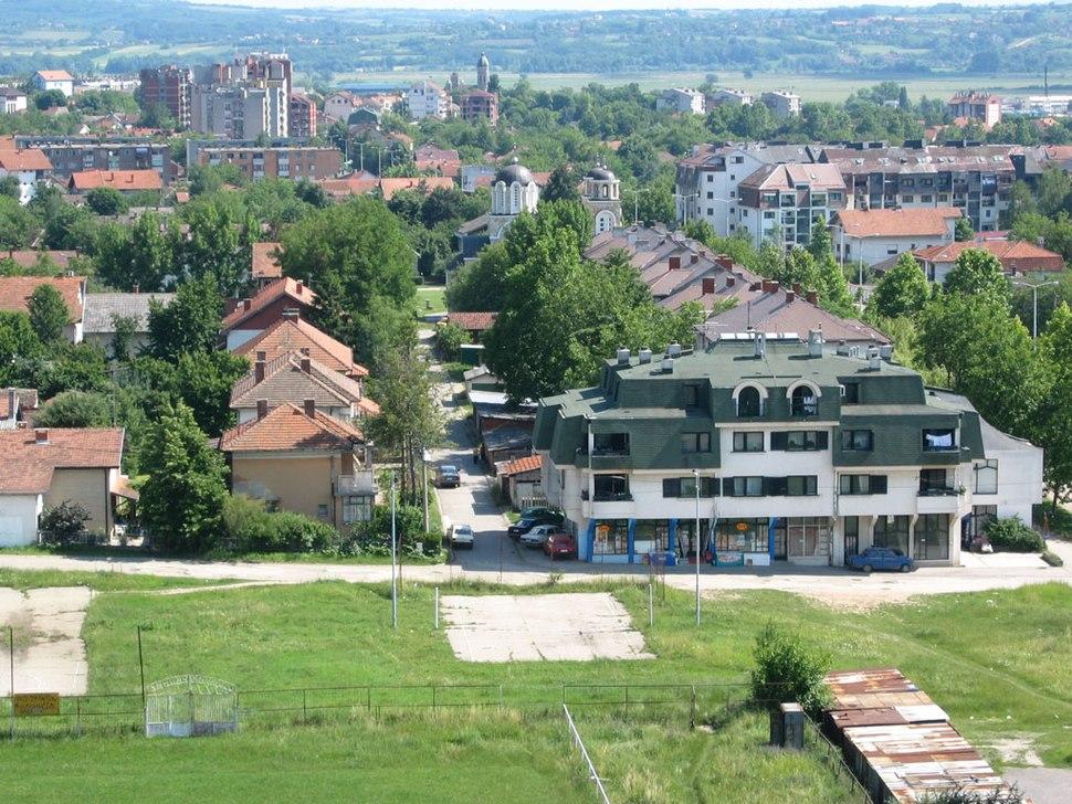 Smederevska Palanka - pogled