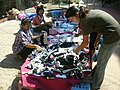 Socks for sale at Si Songkhram, Thailand.jpg