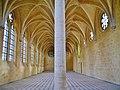 Soissons Abbaye Saint-Jean-des-Vignes Refectoire Innen 2.jpg