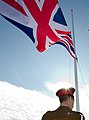 Soldier Raising the Union Flag MOD 45154953.jpg