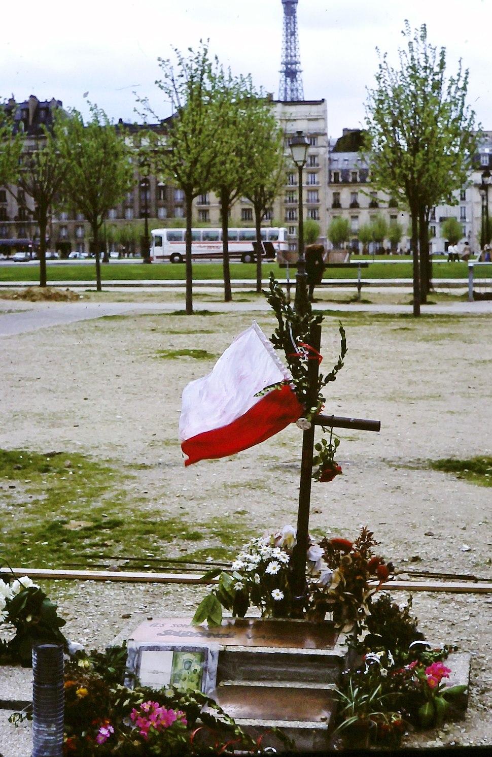 Solidarity Memorial, Paris