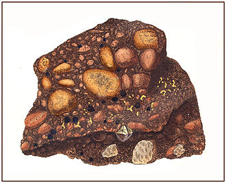 John Mawe - Image: Somerby Mawe Diamond and Gold crystals