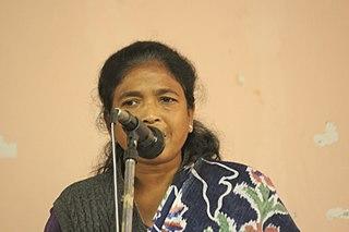 Soni Sori Indian activist and prisoner