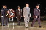Sonny Perdue and Tom Owen place a wreath to honor fallen heroes.jpg