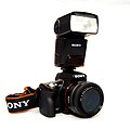 Sony SLT-A55 with flash.jpg