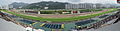 Southeast Panorama over the Sha Tin Horse Race course Hong Kong.JPG