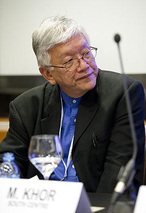 Martin Khor - Martin Khor (2012)
