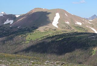 Specimen Mountain mountain in United States of America