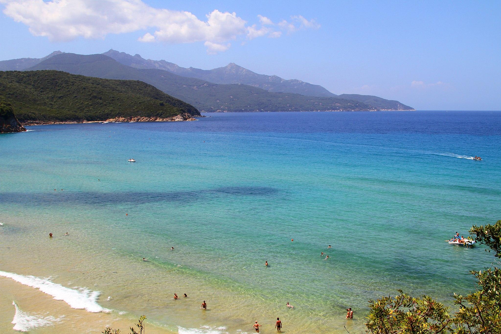 Spiaggia della Biodola, Elba - panoramio