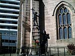 Spirit of the Blitz memorial, Liverpool (2).jpg