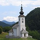 Spodnje Danje Slovenia - Church of St Mark.JPG