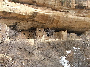 Spruce Tree House, Mesa Verde National Park