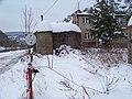Srbsko, bunkr severně od hřiště, od jihu.jpg