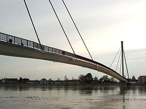 Sremska Mitrovica - The Bridge of St Irinej 2.jpg