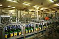 Stáčecí linka v továrně Jan Becher - Karlovarská Becherovka.jpg