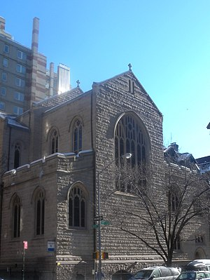 Charles C. Haight - Image: St.Ignatius of Antioch Episcopal Church, New York City jeh