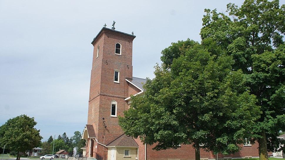 St. Clement RC Church - St. Clements ONT