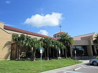 Cathedral of Saint Jude the Apostle (St. Petersburg, Florida) - Image: St. Jude the Apostle Cathedral St. Petersburg 01