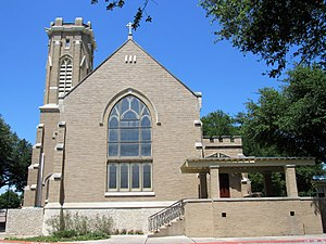 Cathedral Church of Saint Matthew (Dallas)