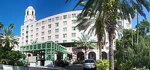 National Register of Historic Places listings in Florida - Vinoy Park Hotel