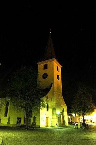 Bad Krozingen - Image: St Albans