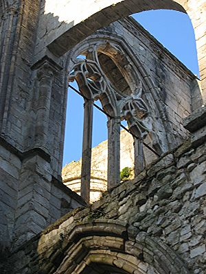 Abbey of Saint Wandrille - Abbey of St Wandrille