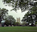 St Edmundsbury Cathedral Seen From Abbey Gardens - Bury St Edmunds. (2015-05-20 13.04.15 by Jim Linwood).jpg