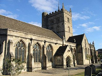 Devizes - St John's Church