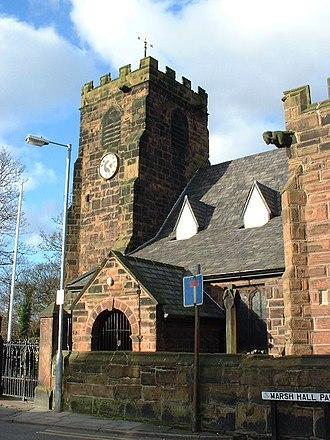 Youd - St Lukes C of E Church Farnworth Village